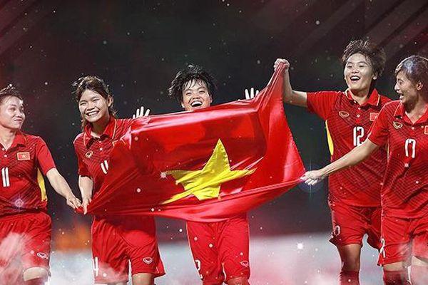 Giấc mơ Olympic của bóng đá nữ
