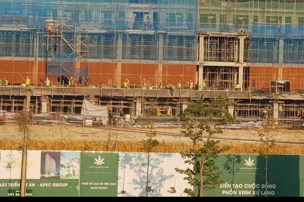 Cấp 250 tỷ đồng bổ sung vốn cho dự án Apec Diamond Park Lạng Sơn