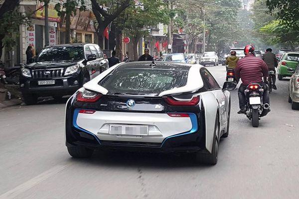 BMW sẽ dừng sản xuất dòng xe thể thao hybrid mang tính biểu tượng i8