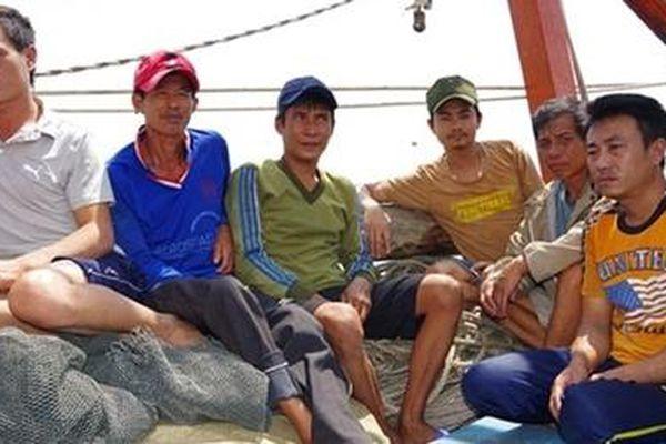 'Tổ đoàn kết' - điểm tựa của ngư dân trên biển