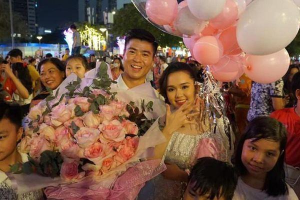 Soi dàn người hùng U23 Việt Nam ở Thường Châu giờ đã là 'chồng người ta'
