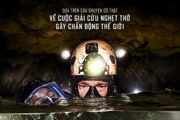 Tái hiện hành trình nghẹt thở của cuộc giải cứu hang Tham Luang