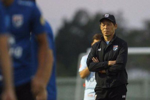 Tuyển U23 Thái Lan nhận thất bại trước thềm giải châu Á