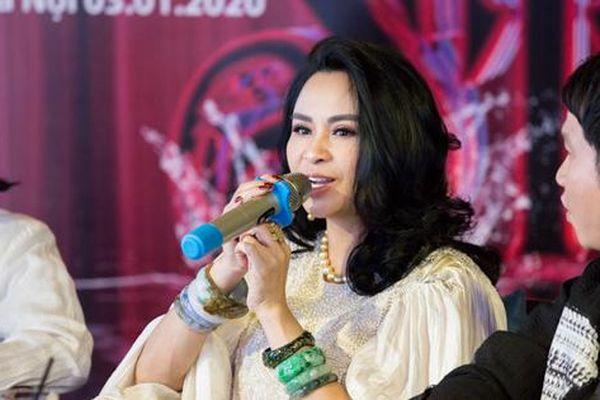 Thanh Lam: Mọi người sẽ 'khóc' cảm động khi nghe Việt Nam Love Story