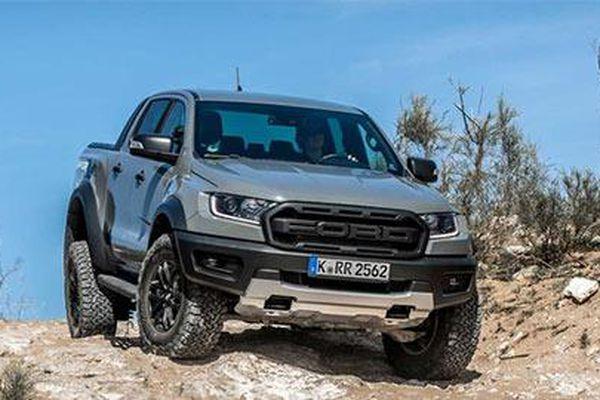 Ford Ranger Raptor sắp có thêm bản V8 siêu ngầu, đe Mitsubishi Triton, Toyota Hilux