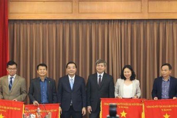 Tổng cục TCĐLCL vinh dự được tặng Cờ thi đua của Chính phủ