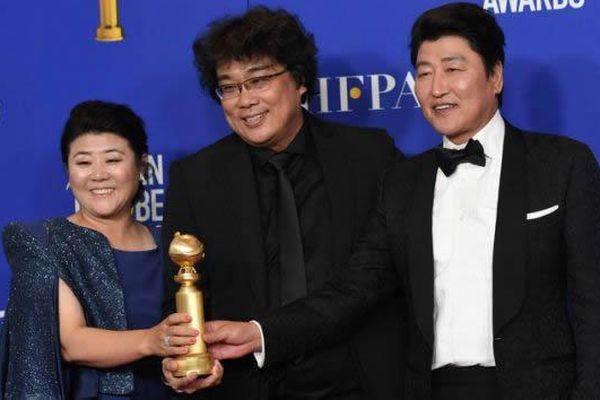 Lễ trao giải Quả cầu vàng 2020: 'Ký sinh trùng' làm nên lịch sử cho điện ảnh Hàn Quốc