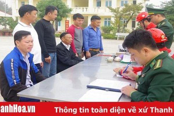 BĐBP Thanh Hóa: Nâng cao ý thức chấp hành pháp luật cho người dân Khu Kinh tế Nghi Sơn