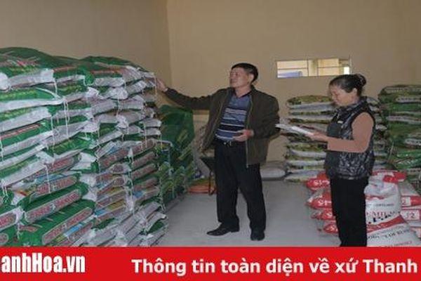 Tăng cường công tác quản lý chất lượng vật tư nông nghiệp