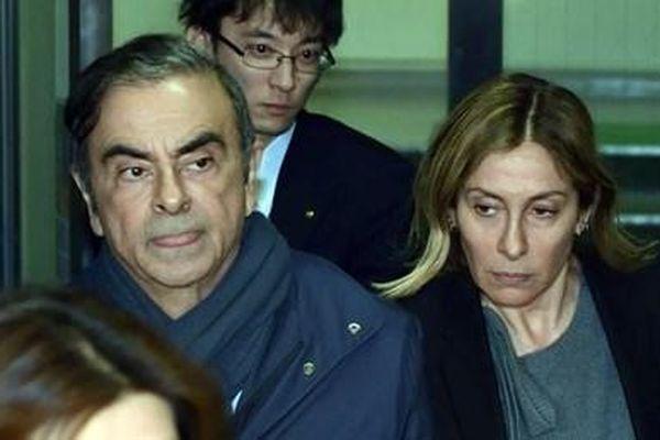 Ai là 'bộ não' trong vụ tẩu thoát của cựu chủ tịch Nissan C.Ghosn?