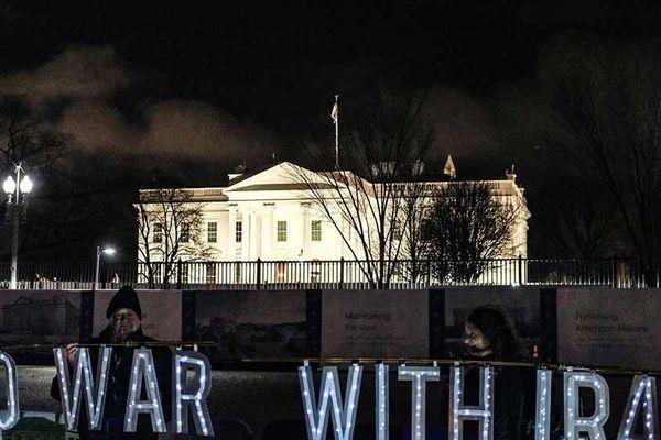 Iran đã hành động, còn ông Trump?