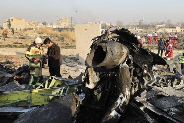 Boeing bốc hơi 4,3 tỉ USD sau vụ tai nạn máy bay 737 ở Iran