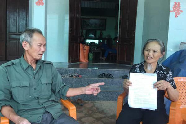 Chủ tịch xã ở Hà Tĩnh bị tố ngoại tình với phụ nữ vắng chồng