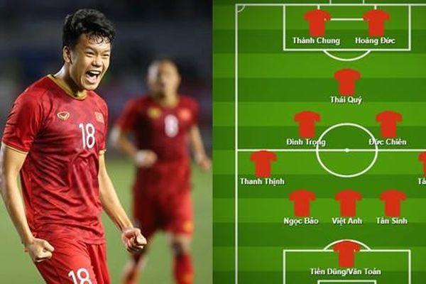 U23 Việt Nam có thể tung ra 'đội hình 10 hậu vệ' ở VCK U23 châu Á 2020