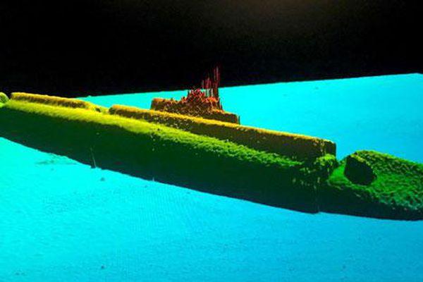 Tìm thấy tàu ngầm mất tích sau 75 năm
