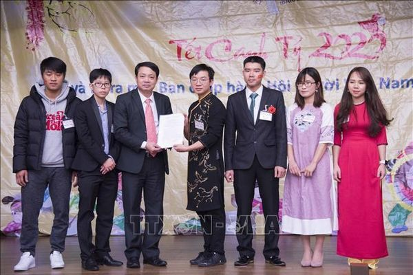 Ra mắt Ban chấp hành Hội người Việt tại tỉnh Ibaraki (Nhật Bản)