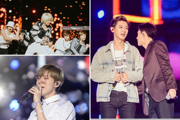 Super Concert 2020 và những màn trình diễn khiến fan Việt chẳng thể quên