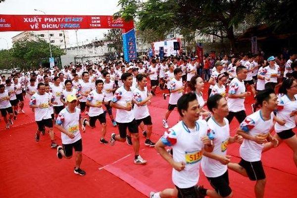 BSR tổ chức Giải chạy việt dã lan tỏa tinh thần 'chạy vì sức khỏe'