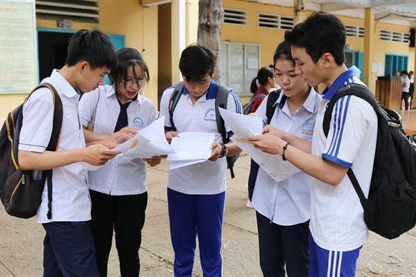 An Giang: Hướng dẫn tổ chức ôn thi THPT quốc gia 2020