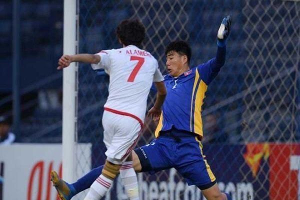 Thắng U-23 Triều Tiên, UAE vẫn chưa chắc suất vào tứ kết