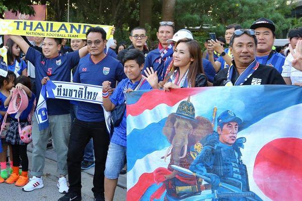 CĐV Thái Lan chế giễu U23 Việt Nam chỉ biết dựng xe buýt