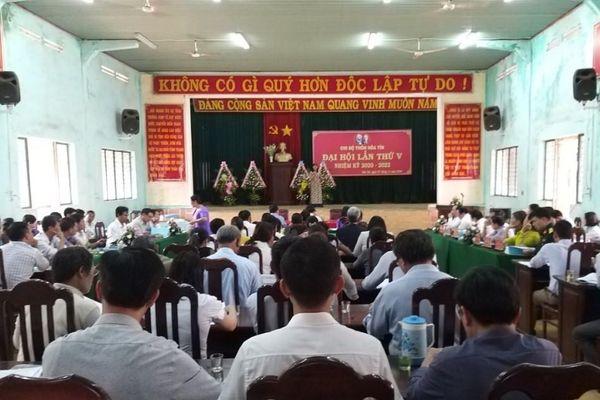 Thị trấn Nhơn Hòa (Chư Pưh-Gia Lai): Chính quyền đồng hành cùng nhân dân phát triển kinh tế-xã hội