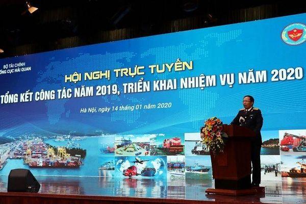 Tăng cường hợp tác quốc tế với ngành Hải quan các nước đối tác toàn diện, chiến lược