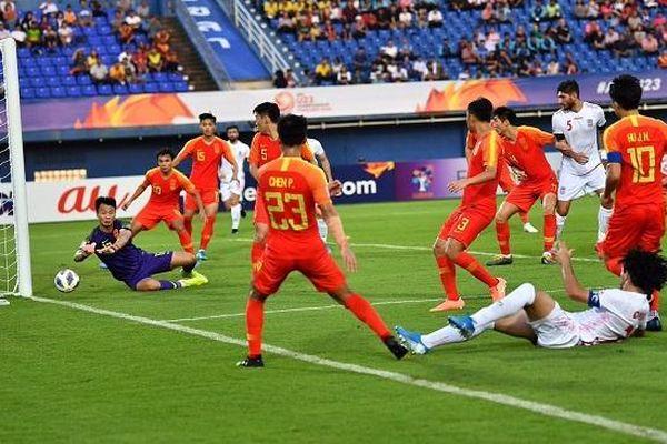 Hạ U23 Trung Quốc, U23 Iran vẫn ngậm ngùi dừng bước