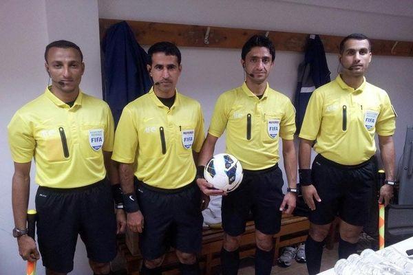 Trọng tài Iraq bắt trận quyết định của U23 Việt Nam