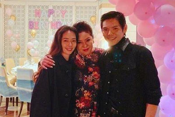 Bà Trần Lam giục Quách Bích Đình sớm sinh con