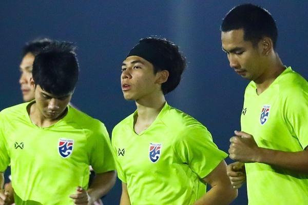 Cầu thủ thuộc biên chế Fulham không cạnh tranh được ở U23 Thái Lan