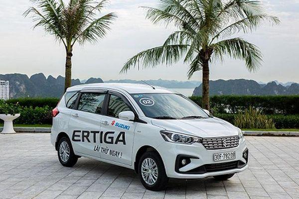 Suzuki Ertiga 2020 sắp về Việt Nam, giá tăng 6 triệu đồng