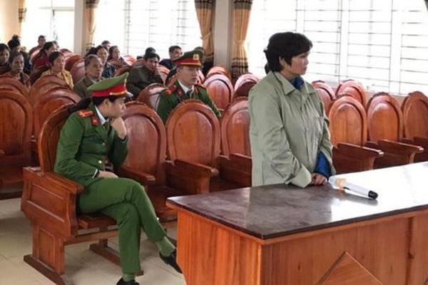 Găm hơn 8 tạ pháo chờ Tết, người phụ nữ lĩnh 12 năm tù