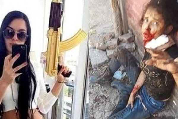 Kết cục bi thảm của nữ sát thủ băng đảng CJNG khét tiếng Mexico