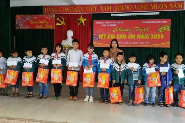 Ninh Bình: Hoạt động từ thiện ý nghĩa dịp Xuân Canh Tý 2020