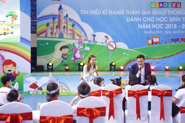 Cùng Toyota chung tay vì an toàn giao thông Việt Nam