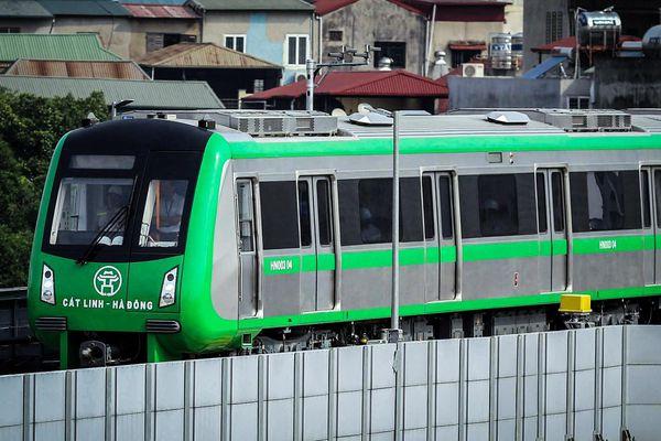 Thủ tướng trả lời chất vấn về sự chậm trễ của đường sắt Cát Linh