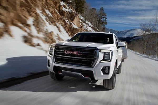 GMC ra mắt SUV Yukon thế hệ mới 'đàn em' Suburban