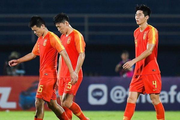 Cầu thủ Trung Quốc phải viết bản kiểm điểm dài 5 trang vì thất bại ở U23 châu Á