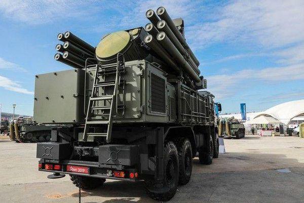 Nhà nhập khẩu vũ khí và thiết bị quân sự lớn nhất châu Âu mua Pantsir-S1 của Nga