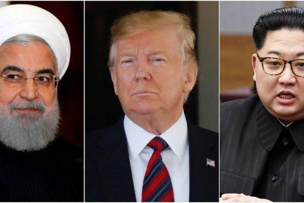 Chính sách 'gây áp lực tối đa' của Mỹ với Iran, Triều Tiên sẽ đi đâu?