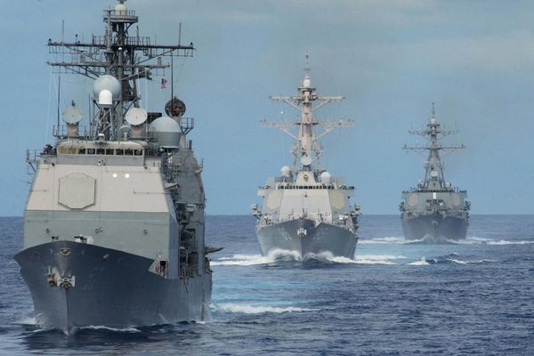 Ấn Độ ngăn chặn tham vọng của TQ ở Ấn Độ Dương - Thái Bình Dương