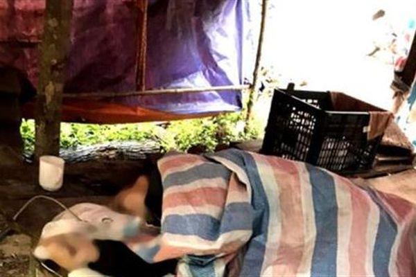 Nổ súng ở Lạng Sơn: Tự bắn vào ngực vì cùng đường