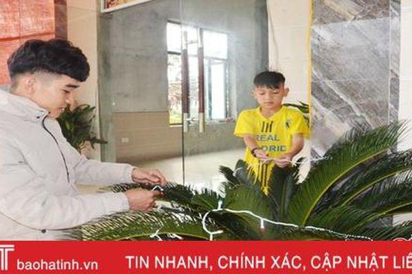 Huy chương vàng điền kinh SEAGames 30 vui tết ở quê nhà Hà Tĩnh