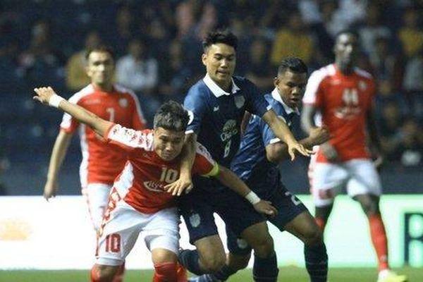 Báo châu Á: Buriram đã may mắn trước CLB TP. Hồ Chí Minh