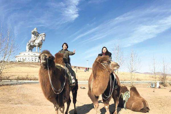 Thử một lần tới Mông Cổ