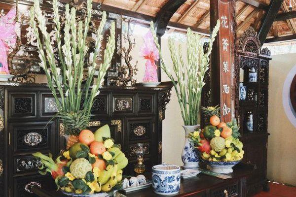 Khác lạ phong tục ngày Tết ở xứ Thần Kinh
