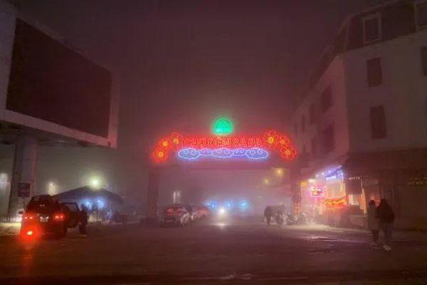 Du Xuân: Đi giữa Sapa mù sương