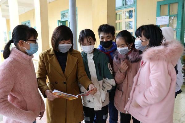 Tuyên Quang: Chiêm Hóa chủ động phòng chống dịch bệnh viêm phổi cấp do virus corona