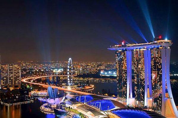 Khám phá Singapore về đêm